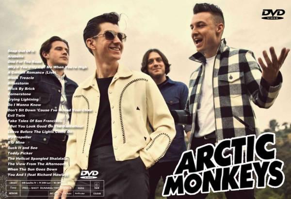 モンキーズ アーク ティック Arctic Monkeys(アークティック・モンキーズ)|代表曲のほとんどを網羅する20曲を収録したベスト盤的ライヴ・アルバム